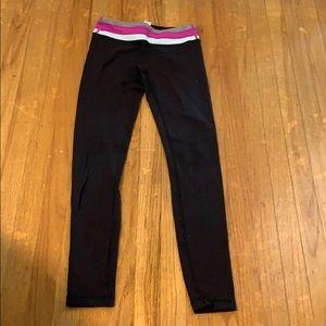 Lululemon Ivivva leggings size 10 black